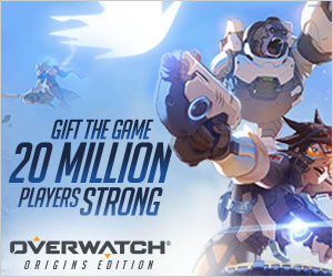 Blizzard: Overwatch/20 Million