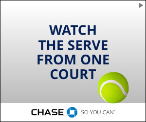 Chase: US Open
